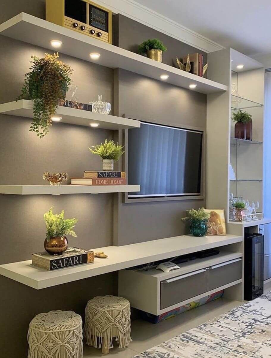 30 ModernTV Stand Ideas to Stylize Your Home