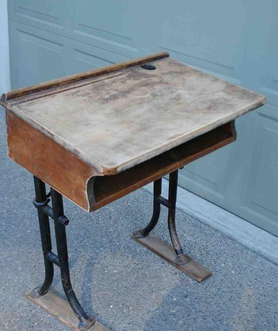 Old Wooden School Desks For Sale Better School Desk In 2019