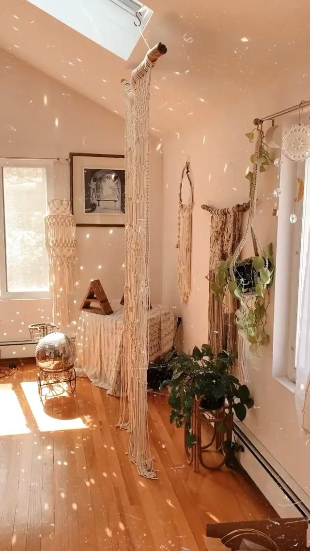 Photo of MercuryX Macrame Dreamy Door Frame – Boho Style | Urban Style  Bohemian Macrame Design