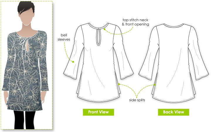 Michelle Tunic Style Arc. Similar to a top I created. maybe used a ...