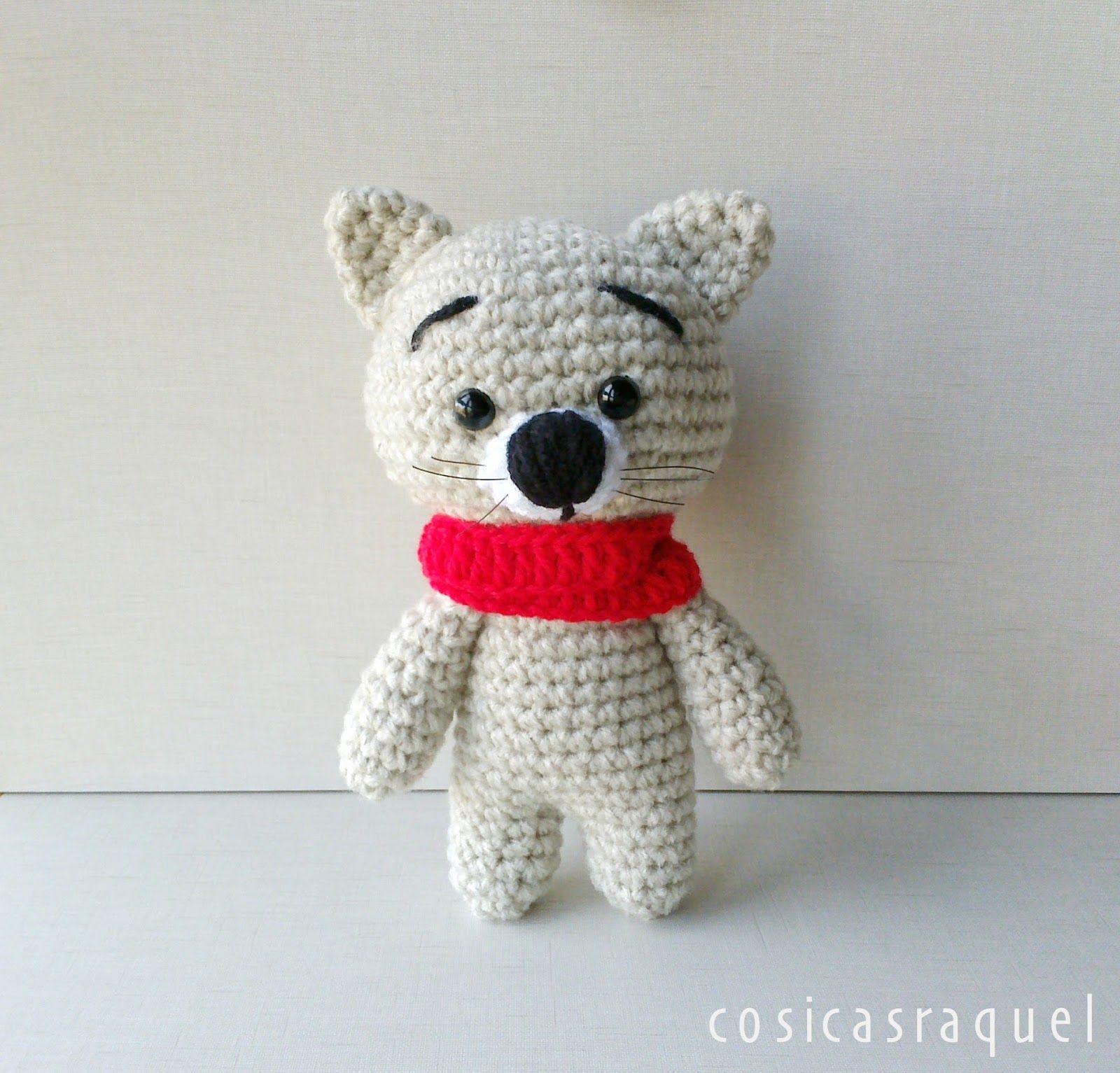 Patrón Animalitos de Crochet | Artesanía, Free y Ganchillo