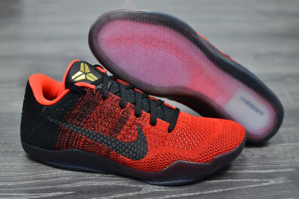 the best attitude ada05 da6cb discount code for nike kobe 11 achilles heel closer look 129cd 00e63