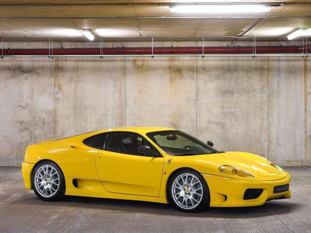 2004 Ferrari 360 Challenge Stradale F1 Sport Coupe Tags 2004