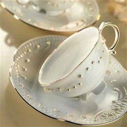 Kütahya Porselen El Yapımı Karmina Kahve Takımı