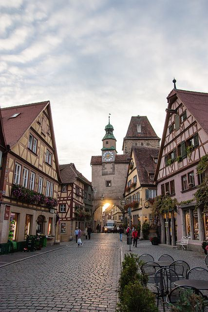 Rothenburg ob der tauber germany ya entendimos que quiero ir a alemania por ver - Rothenburg ob der tauber alemania ...