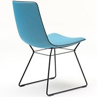 Amelie Basic Metall Von Freifrau Ausstellungsstuck Stuhle Sessel