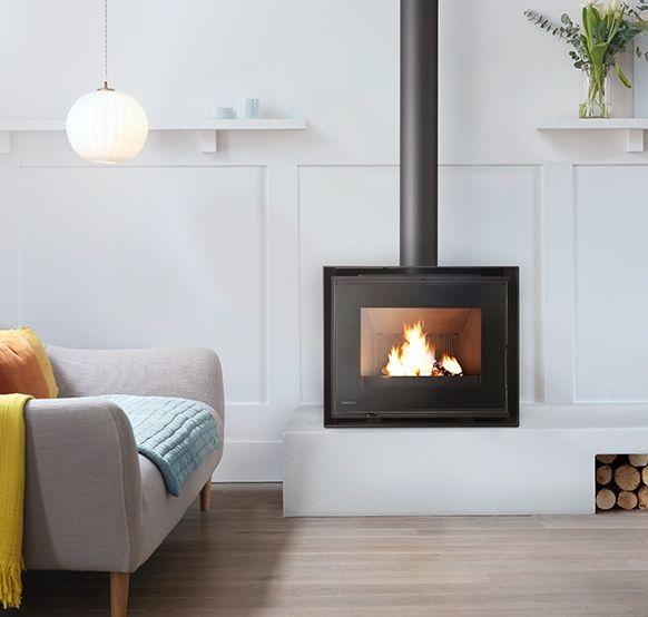 po le insert turbo fonte karl 62 pr t poser sur banquette ou dans une large chemin e il a un. Black Bedroom Furniture Sets. Home Design Ideas