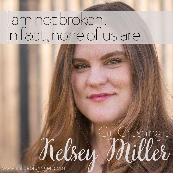 Kelsey Miller's Anti Diet Project   A Little Bit Ginger