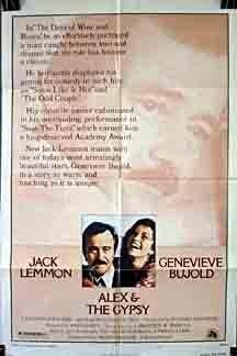 Alex & the Gypsy (1976) - John Korty. La zingara di Alex.  (USA).