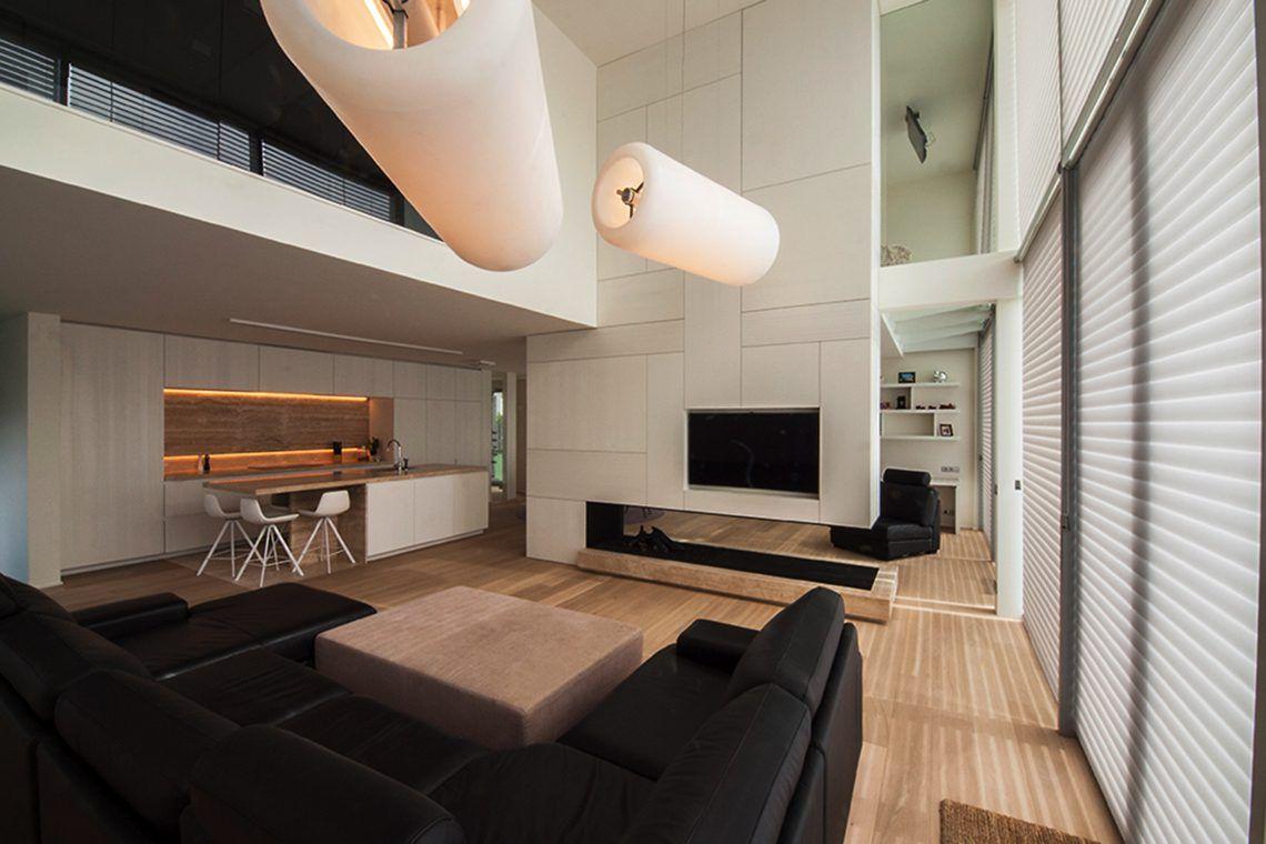 Smart interior renovatie van een moderne villa in zandhoven hoog □ exclusieve woon