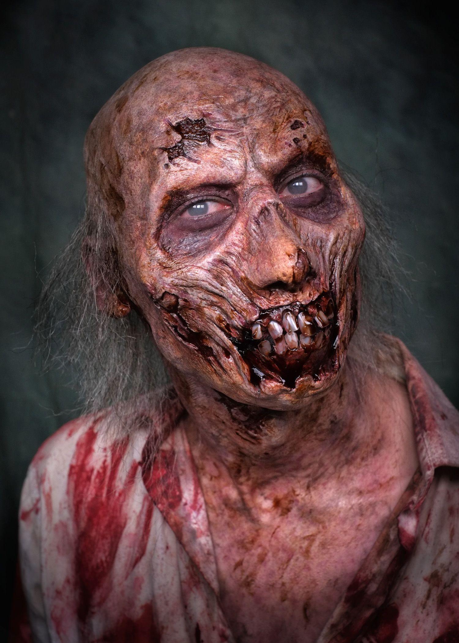 Картинки хэллоуин зомби