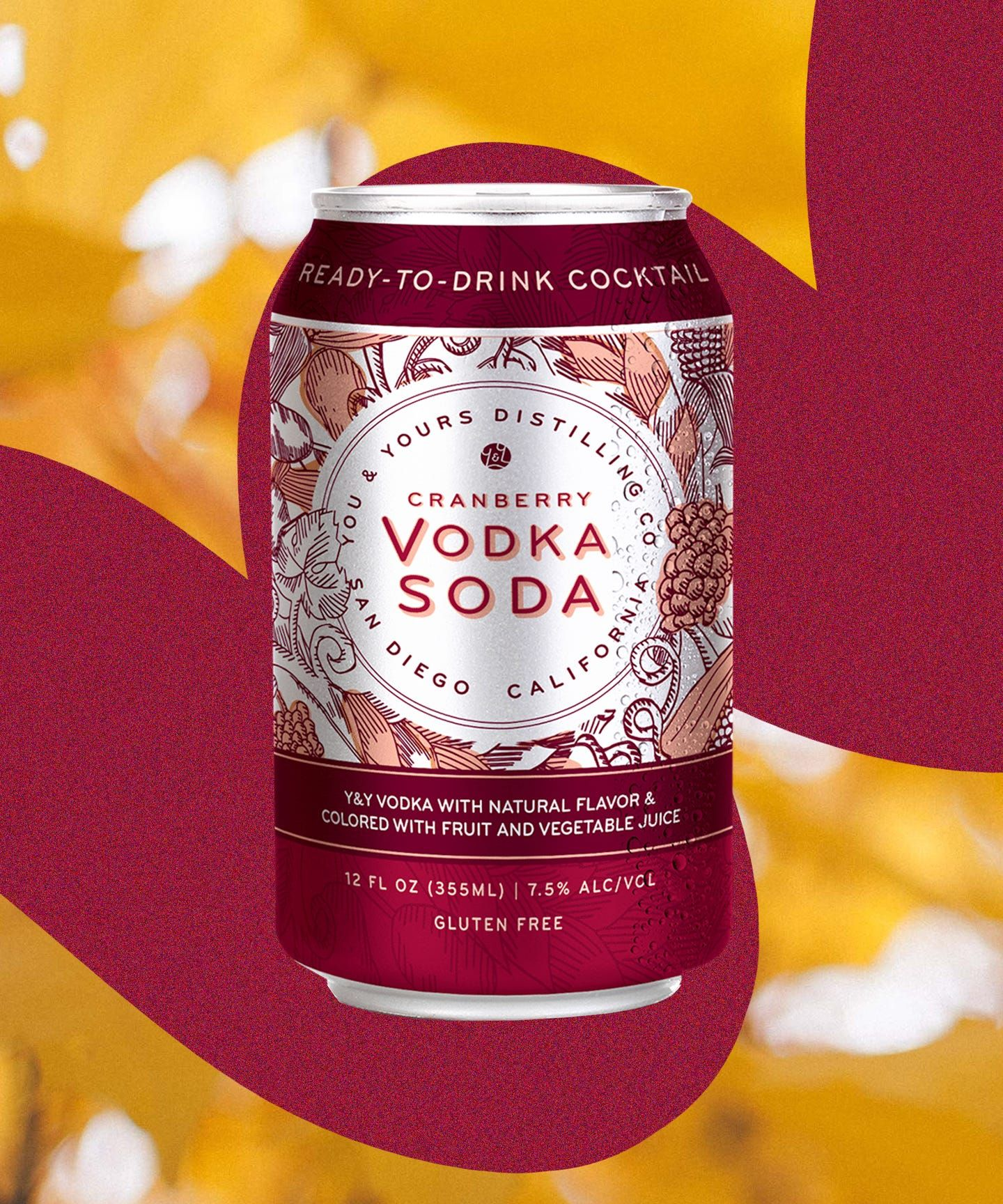 The Canned Cocktail Trend Is Here To Stay Here Are 13 To Try Cocktails Cranberry Vodka Cocktail Trends