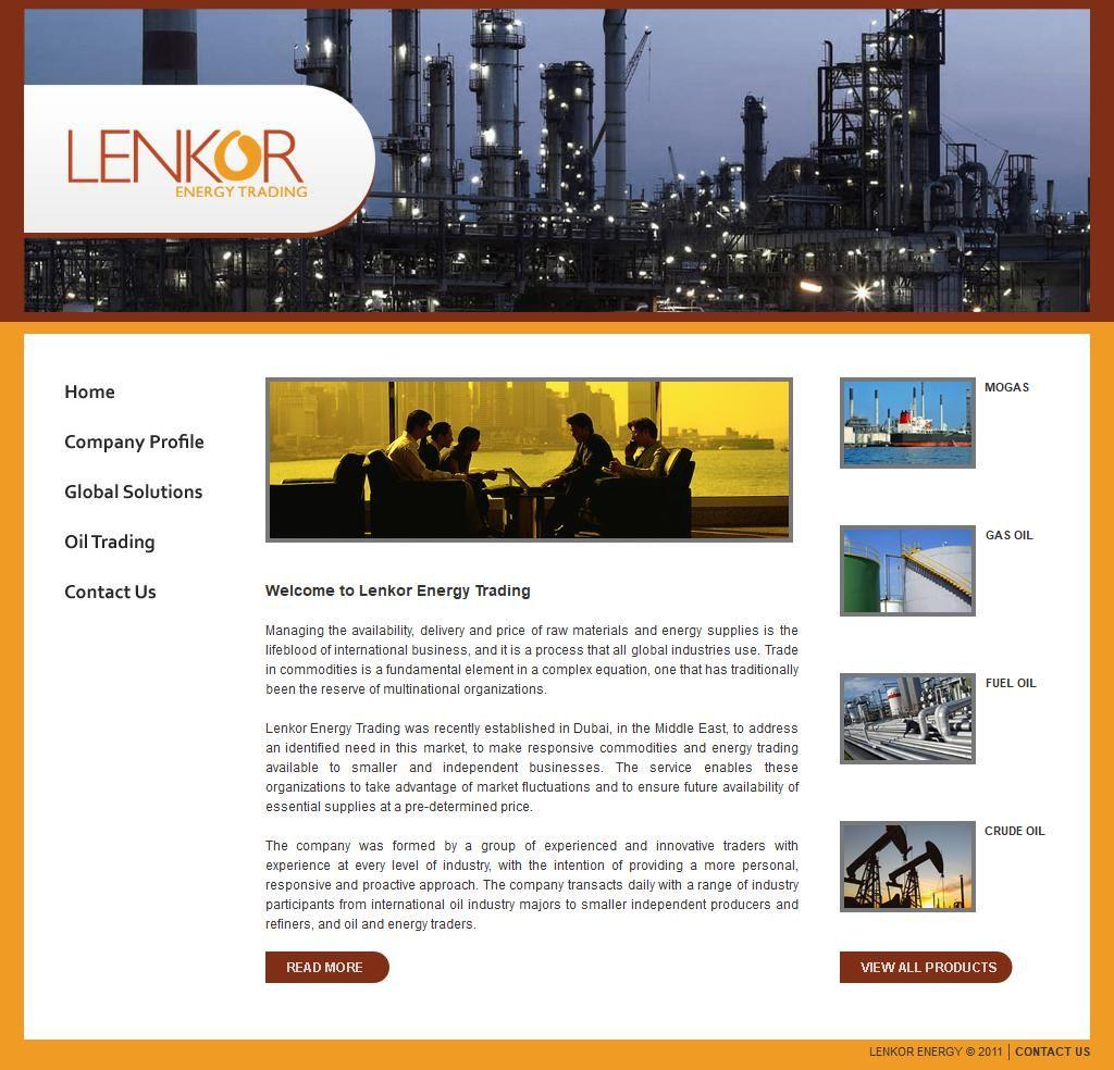 Lenkor Energy Trading Dmcc Company Almas Tower, 66, Lake Avenue