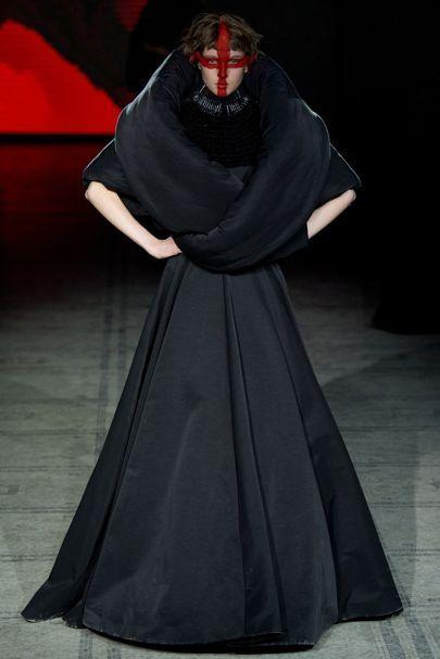 Gareth Pugh Autumn/Winter 2015 Ready-To-Wear Collection | British Vogue