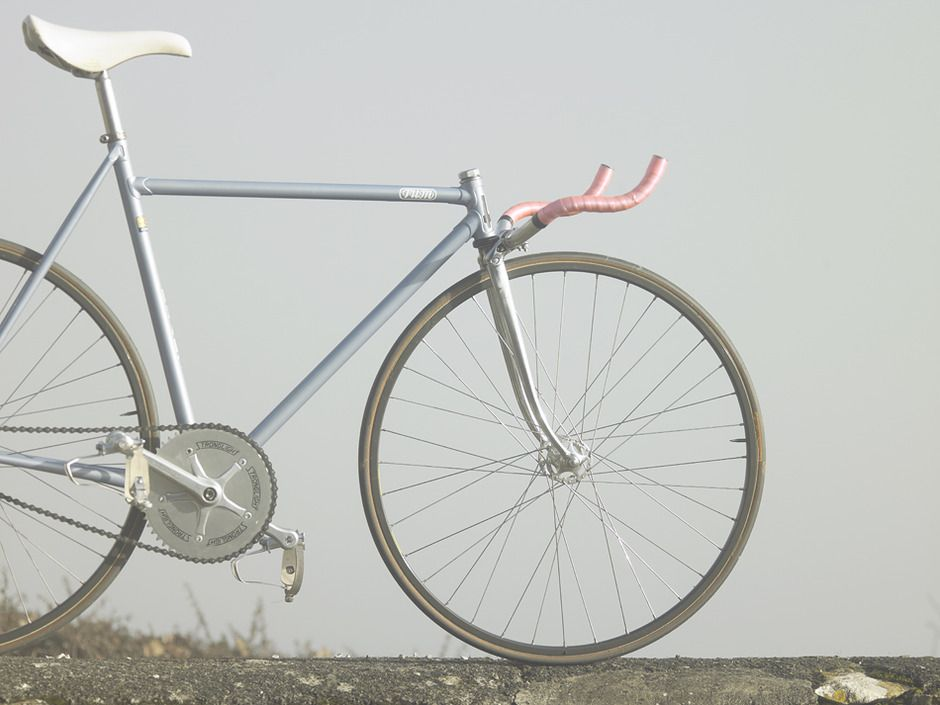 Takhion style russian pursuit track bike - Pedal Room
