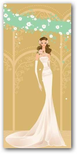 Dibujos de novias para imprimir | Fotos o Imágenes | Portadas para Facebook