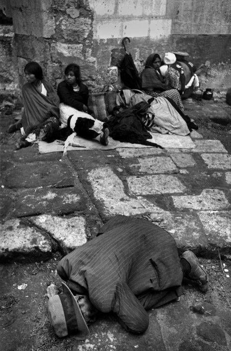 Henri Cartier-Bresson 1934. MEXICO. Magnum Photos -