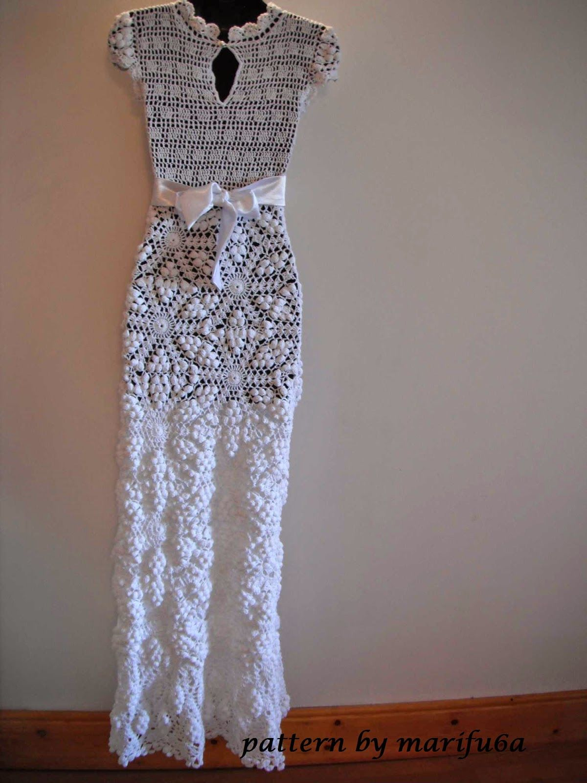 Free crochet patterns and video tutorials how to crochet wedding