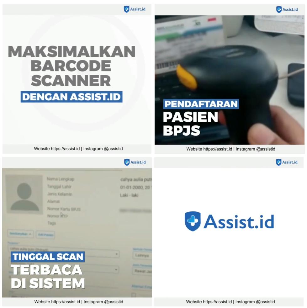 Maksimalkan Barcode Scanner Di Klinik Anda Aplikasi Membaca Pendidikan