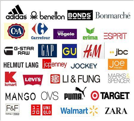 f02cfe95cf1c Top Apparel Brands