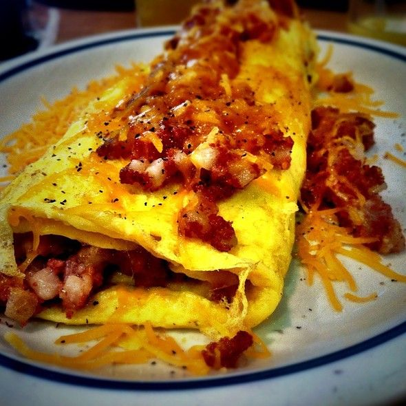 IHOP Restaurant - Corned Beef Hash Omelette - Foodspotting