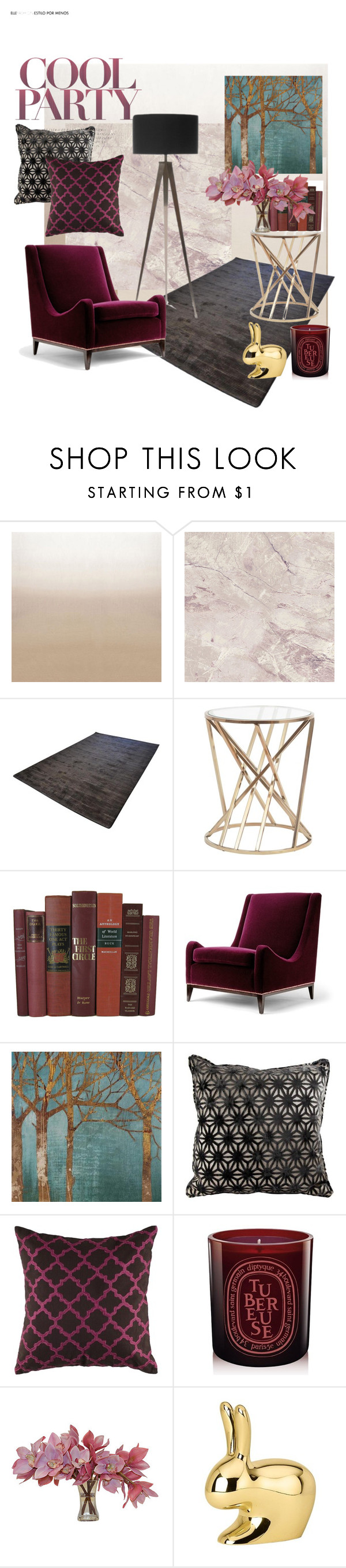 Home decor collage from january 2017 featuring currey company -  N167 By Marin K Liked On Polyvore Featuring Interior Interiors