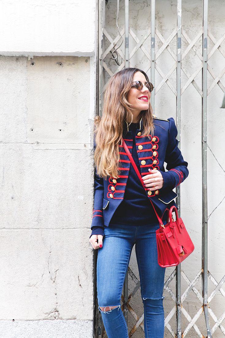 diseño innovador d28ab 966af La condesa chaqueta 10   Bloggers en 2019   Ropa, Moda y ...