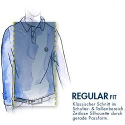 Photo of Langarm-Poloshirts für Herren