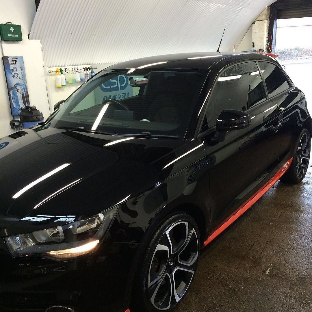 Audi A1 Special Edition Detail Protection Csp Polishing System Csp