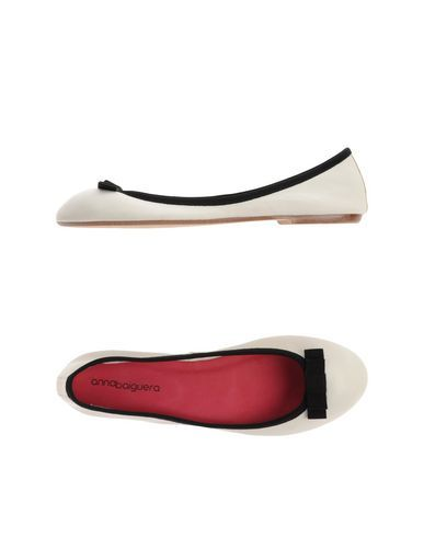 ccf25f5500eb ... Yoox The Best Online Selection Of Exclusive Items Italian And Anna  Baiguera Ballet Flats Annabaiguera Shoes