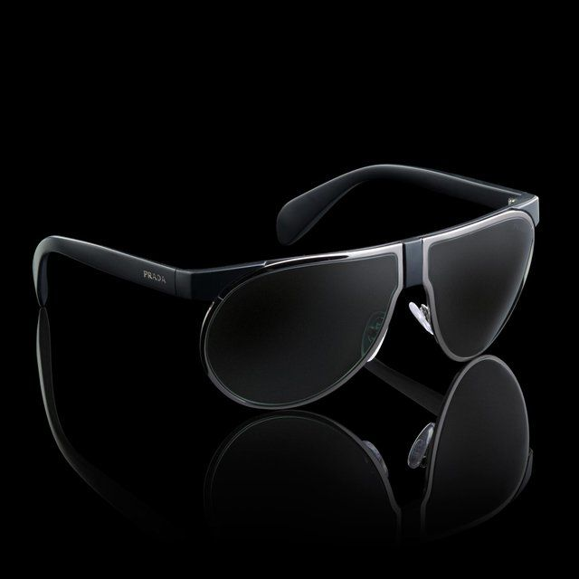 Aviator Sunglasses by Prada