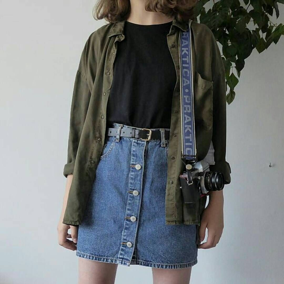 Grunge Aesthetic Clothes Store