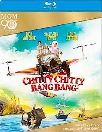 New Giveaway Win 3 MGM Classics on Blu-ray DVD Chitty Chitty Bang Bang , The Secret of Nimh and The Pebble & the Penguin (US) #MGMINSIDERS