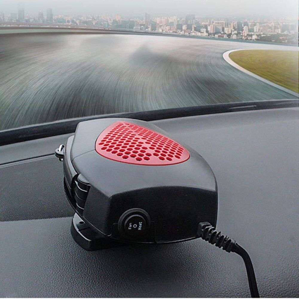 Mini Portable WallOutlet Electric Air Heater Warm Blower