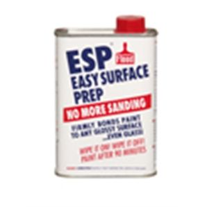 Easy Surface Prep Esp Eliminates Sanding Gives Perfect Grip For