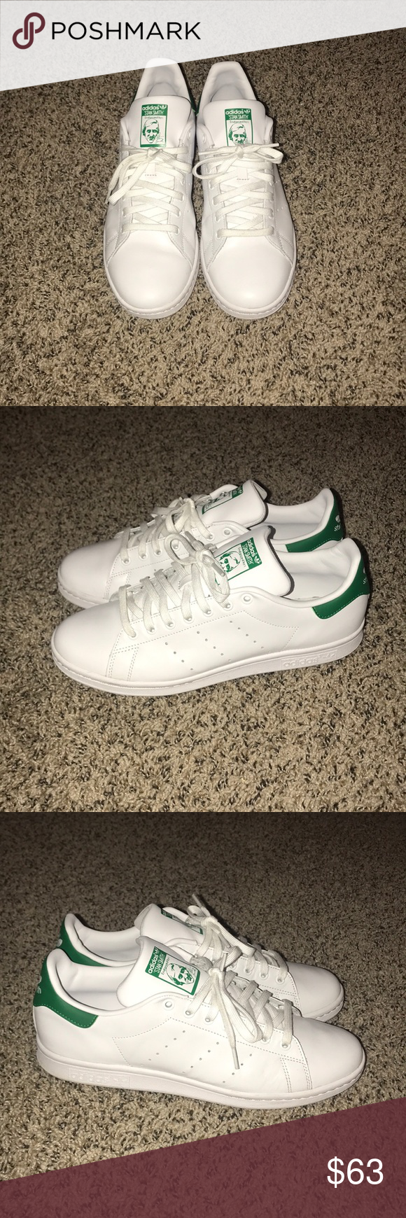 Adidas Stan Smith Shoes Mens Us11 Adidas Shoes Stan Smith Stan Smith Shoes Adidas Stan Smith