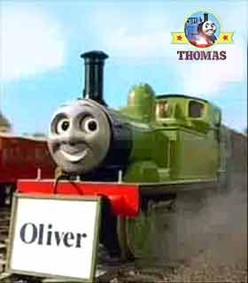Oliver Is A Great Western Engine Just Like Duck His Kind Was Used For Shunting And Pulling Smaller Thomas And Friends Thomas The Tank Engine Thomas The Tank