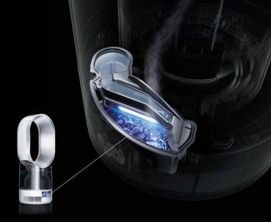 Dyson Humidifier – Dyson ventilait… Désormais il hydrate aussi !