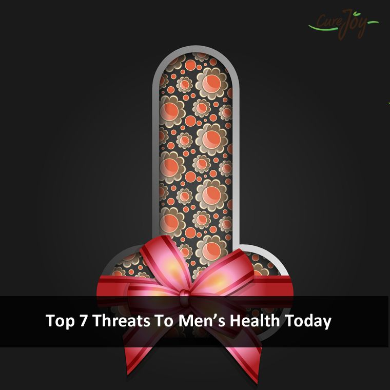 Top 7 Threats To Men's Health Today. ==>
