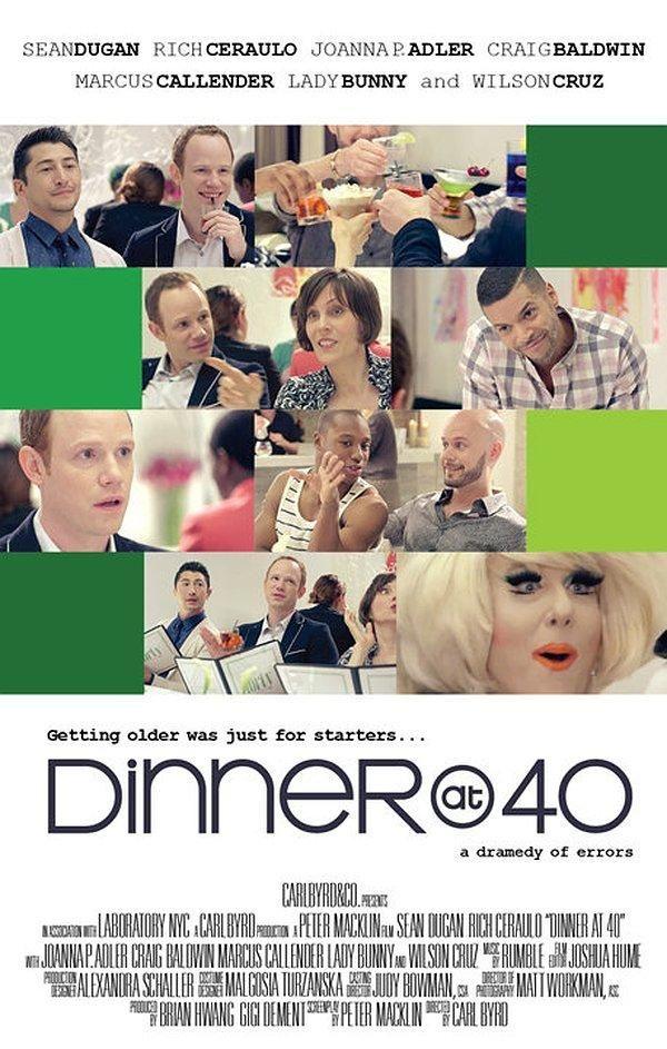Dinner at 40 (2014)