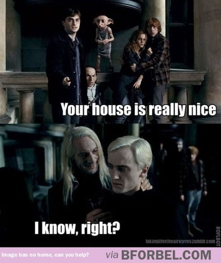When Harry Potter meets Mean Girls...