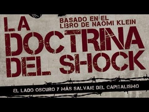 Naomi Klein La Doctrina Del Shock Con Subtítulos En Español Chile Rusia Inglaterra Estados Unidos Doctrina Del Shock Documentales Pelicula Documental