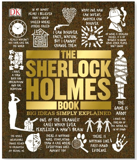 The Sherlock Holmes Book Holds A Magnifying Glass To The World Of Sir Arthur Conan Doyle S Legendary Detective Sherlock Holmes Book Sherlock Holmes Sherlock