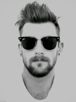 Pin By Mesut Dikmen On My Charlie Beard Styles For Men Beard Styles Mens Hairstyles
