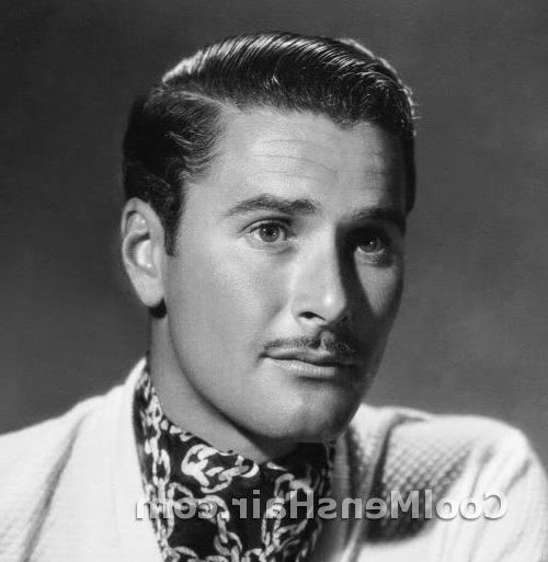 Men S Hairstyles Of The 1940s Styleswomen Com Mens Hairstyles Short Gentleman Haircut Slicked Back Hair