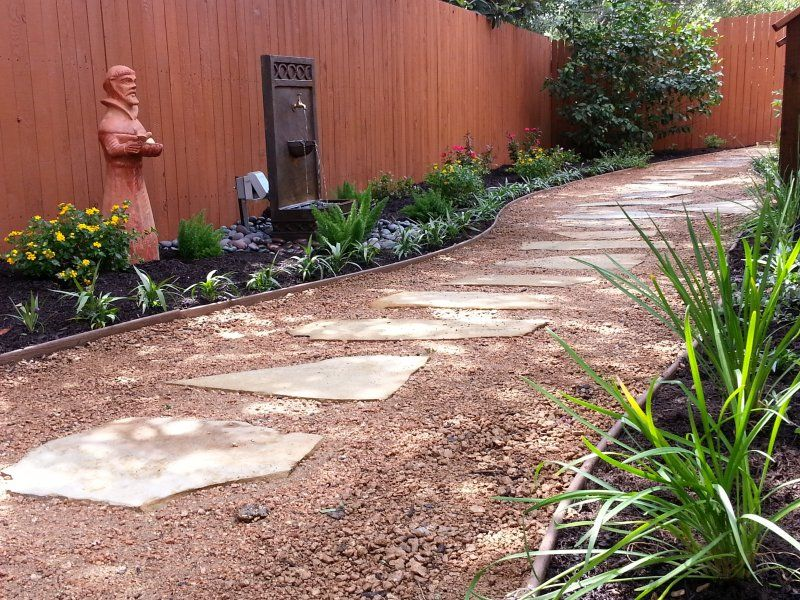 Gallery Landscaping & Lawn Care Blades of Glory Boerne