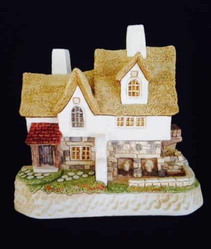 David Winter ~ TRUFFLEMAN'S HOUSE ~ MIB ~ COA ~ 1998