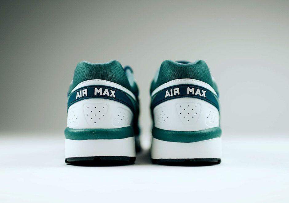 nike air max bw groen