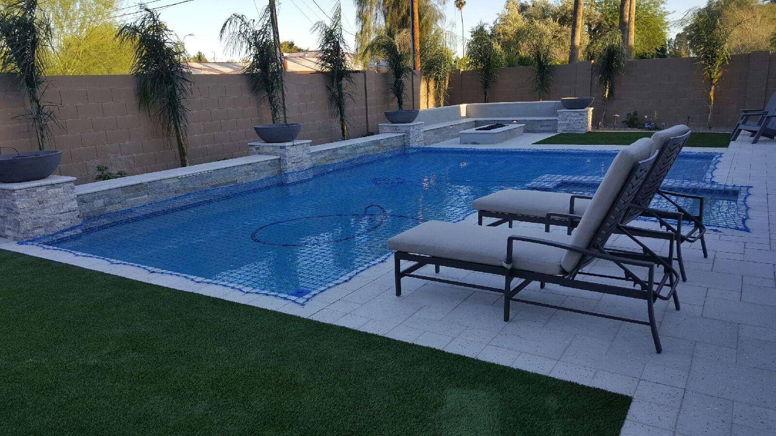 Pool Safety Nets Pool Net Covers Arizona Pool Fence Pool Nets Pool Pool Safety Net