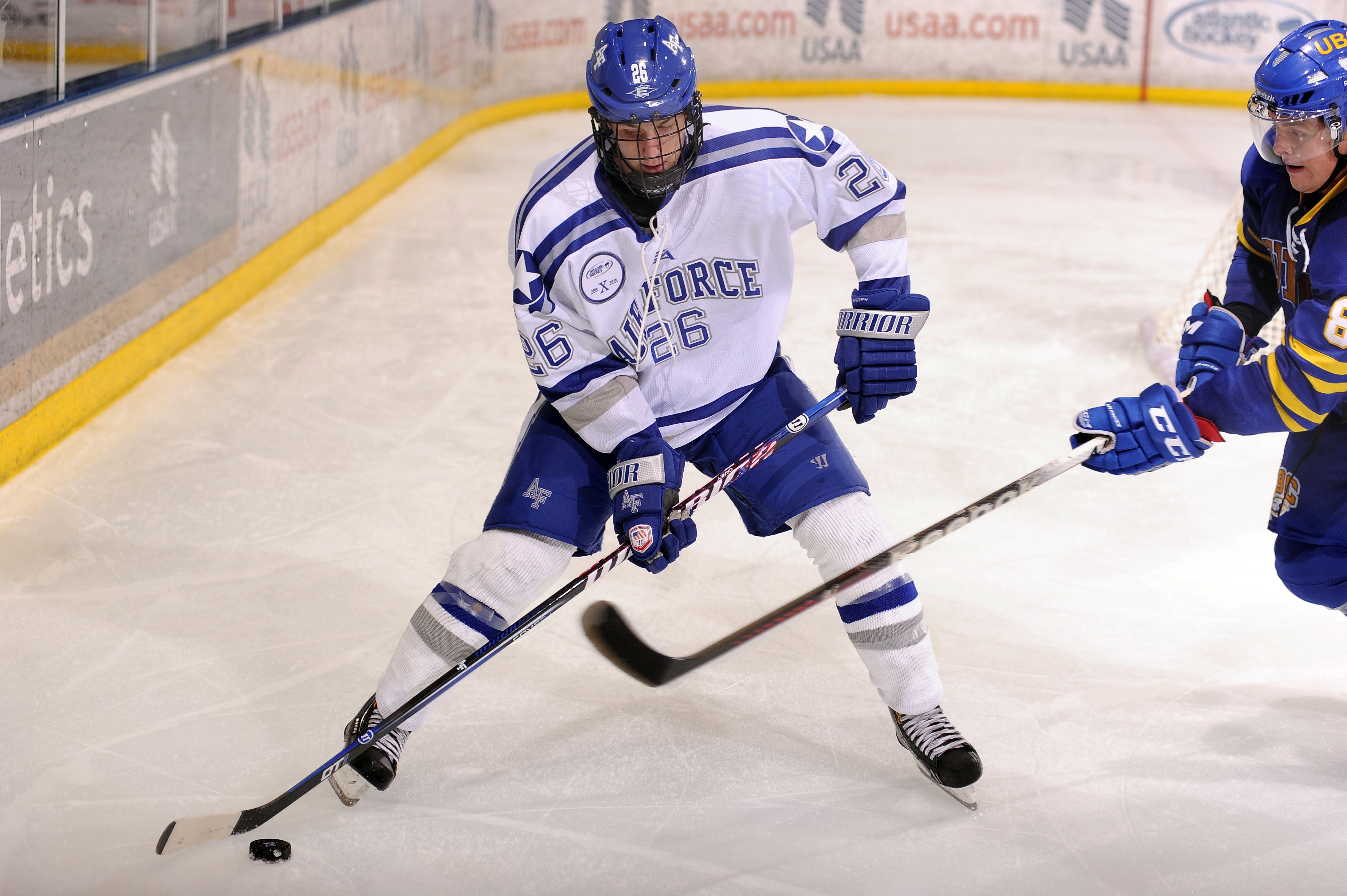 Ben Carey Air force academy, Air force, Hockey teams
